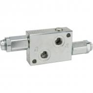 VADDL05002ST Zawór ograniczający ciśnienie stal 3/8 BSP