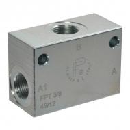 VT05001 Zawór talerzowy wielodrogowy NW 06