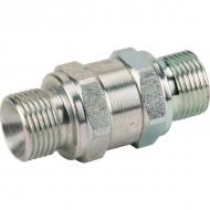 VU12M12M Zawór zwrotny M 1/2 GAS 0,35BAR