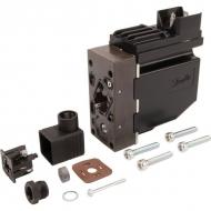 PVG32157B4073 Elektryczny element sterowania-S4-1x4DIN-H-PASS-ANO