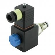 PVG32157B4248 Zawór odciążający LS elektromagnesu NC 24 V