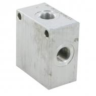 "3CC103 Obudowa aluminiowa 10/3 - 3/8"""