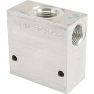 CP9103SA08M Obudowa aluminiowa SDC10-3S-A-08 (1/