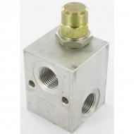 VME07 Zawór ograniczający ciśnienie
