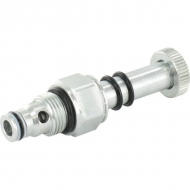 EC12M10NB Zawór 2/2 wkład NO 150 l/min