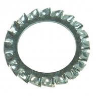 6798A8RVSP050 Podkładka M8 wachlarzowa zębata, nierdzewna